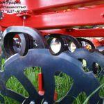 Борона дисковая БАРС на пружинной стойке производства БДТ-АГРО