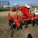 Культиватор виноградниковый межкустовой обработки РОСИЧ КВ-3 производства БДТ-АГРО
