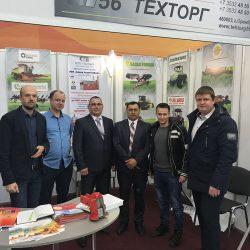 БДТ-АГРО на 20-й Межрегиональной выставке АГРО-2020, г.Оренбург