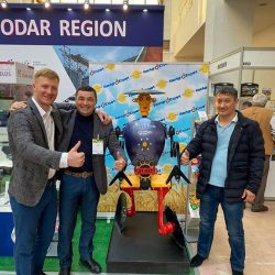 БДТ-АГРО на выставке AgriTek/FarTek Astana 2020